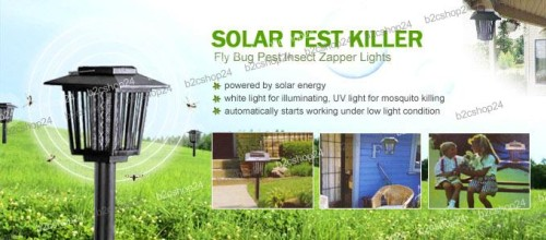 ... queste lampade alogene elettrificate , alimentate a energia solare