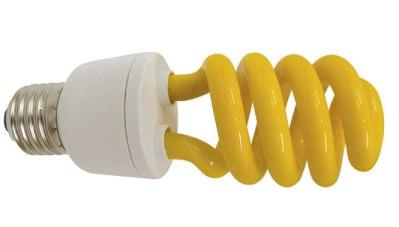 lampade gialle a basso consumo