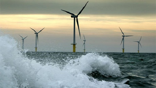 Energie rinnovabili, eolico offshore