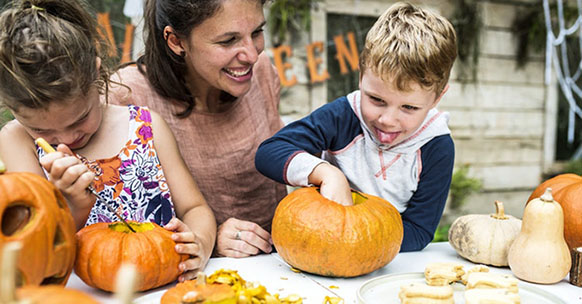 Halloween e bambini