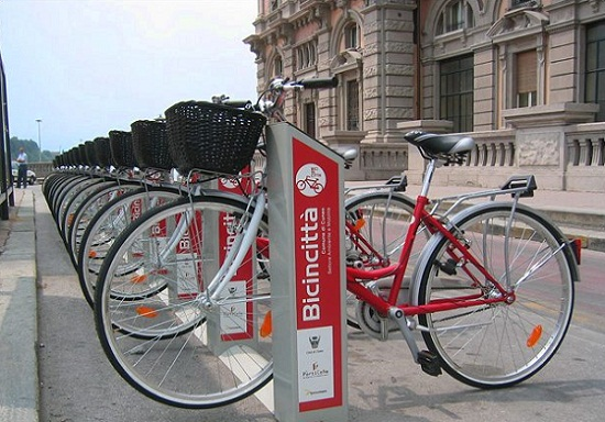 Bike sharing Bicincitta