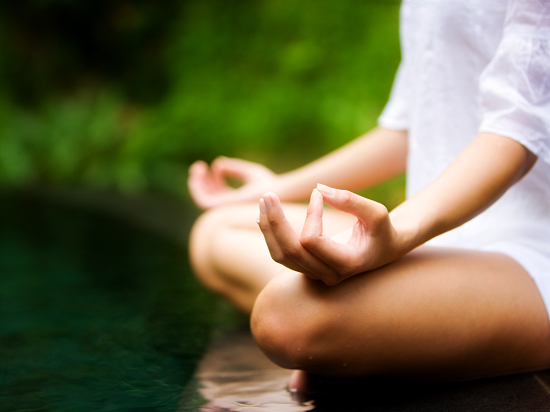 Praticare la meditazione contro l'ansia