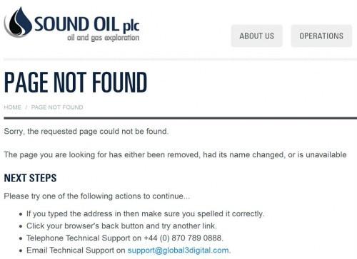 sound oil fracking treviso dati spariti