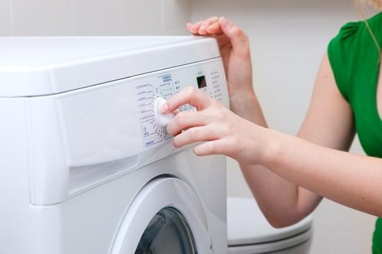 Lavatrice, programmazione lavaggio