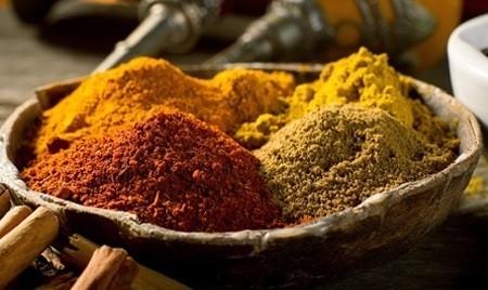 Curry, miscela di spezie