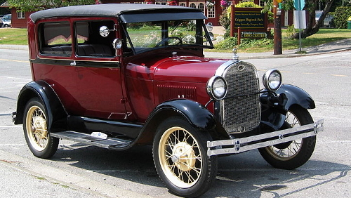 Model A, Ford