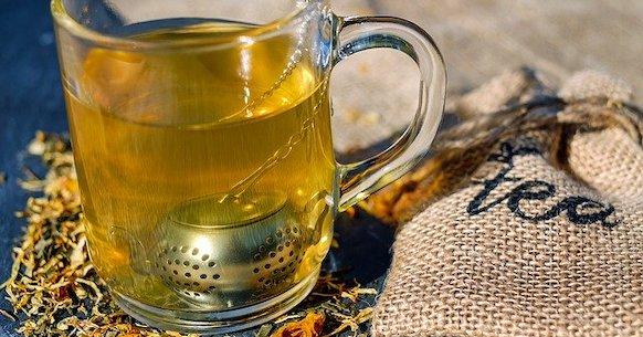 Tè infusione