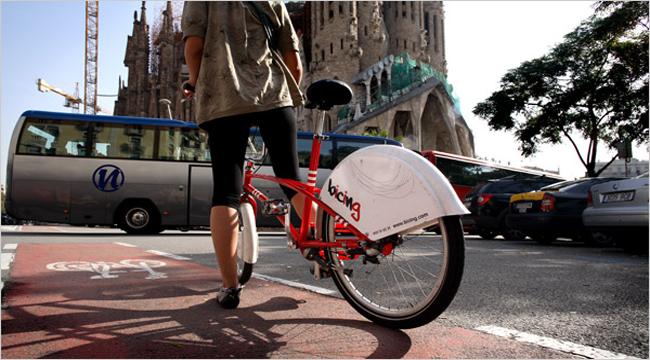 Bike sharing le 7 migliori citt al mondo mobilit for Le migliori citta del mondo
