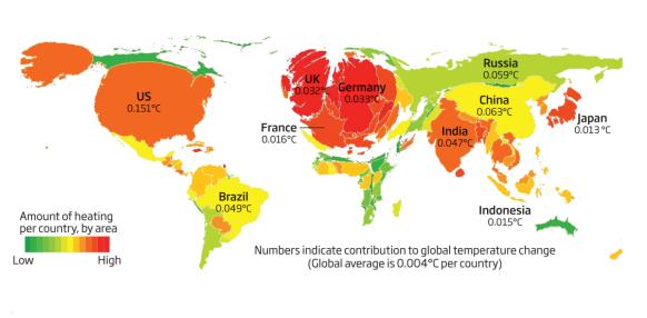 clima nazioni peggiori