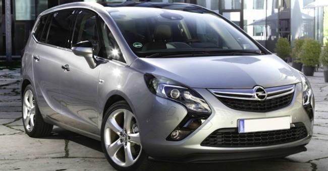Opel Zafira Tourer 1.6 CNG