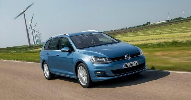 Volkswagen Golf Variant TGI BlueMotion