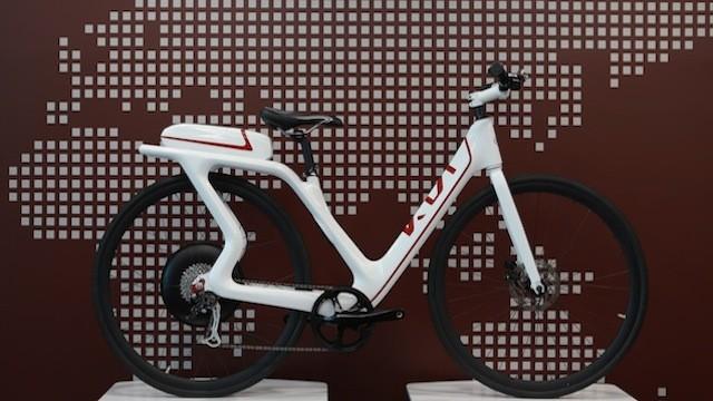 bici elettrica kia keb