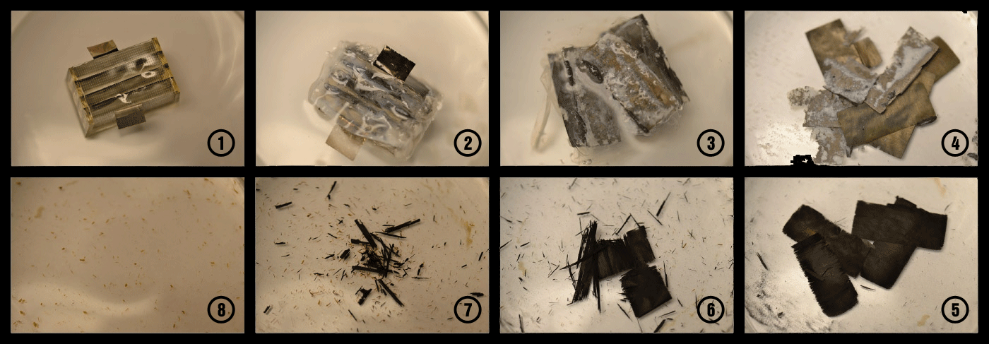 Batterie Biodegradabili