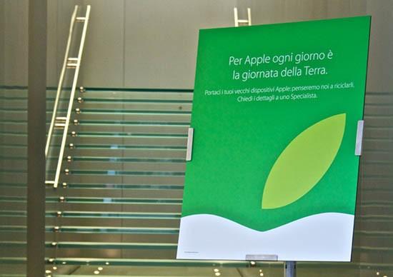 Apple, Earth Day