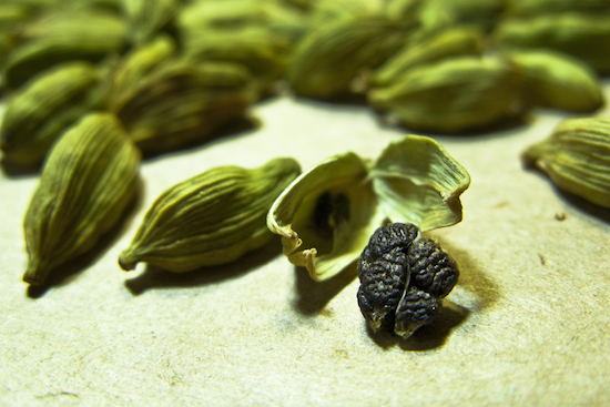 Cardamomo, semi