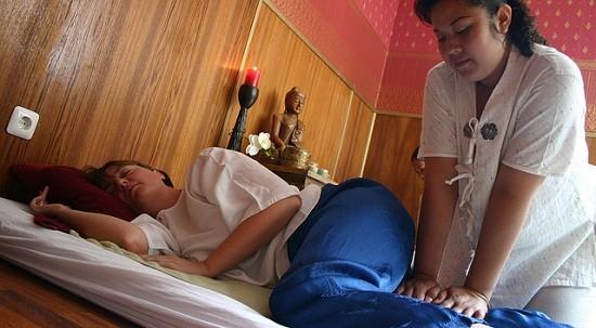 Massaggio Thailandese