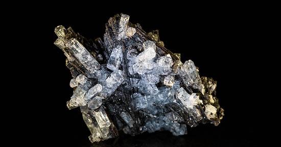 Acquamarina, cristalli