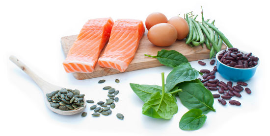 Protein rich superfoods