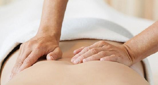 Manovre di massaggio