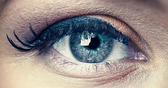 Rughe del contorno occhi