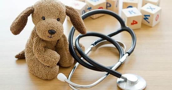 Bambini, pediatra