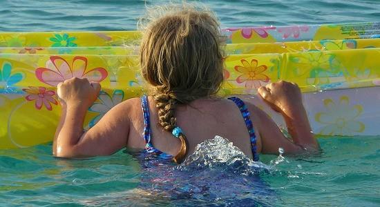 Nuoto e bambini