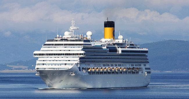 Vacanze costa pacifica la prima nave da crociera for Nave pacifica
