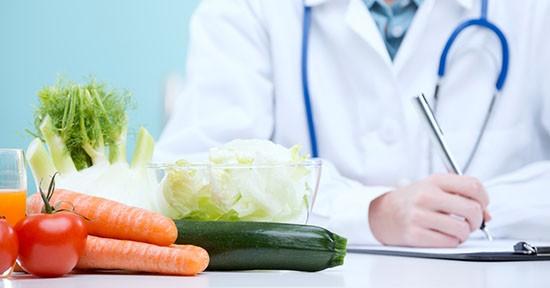 Dieta dal medico