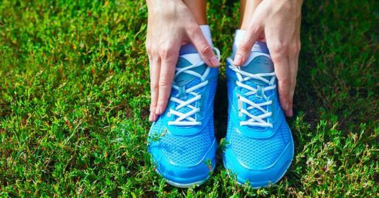 Dolore dovuto alle scarpe