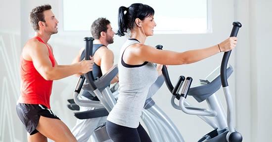 Ellittica, muscoli coinvolti