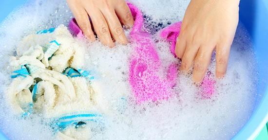 Lavaggio panni