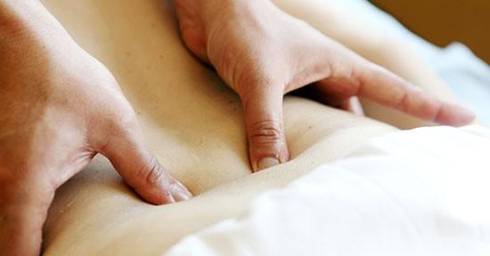 Massaggio e pressione