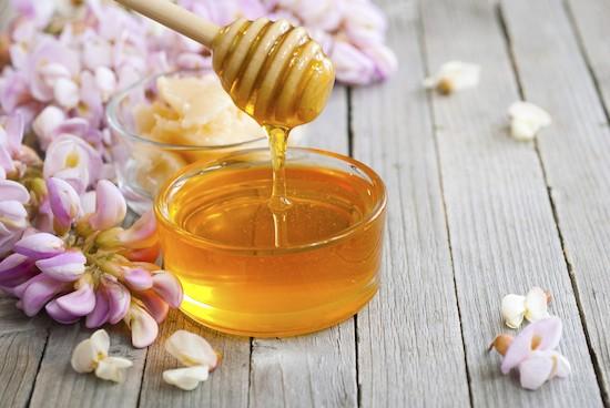 Miele di fiori di acacia