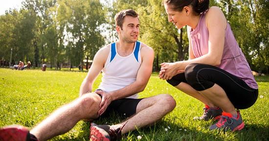 Stiramento muscolare