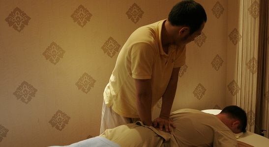 Sport Massage at The Foot Shop