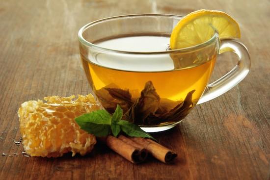 Tè miele e cannella