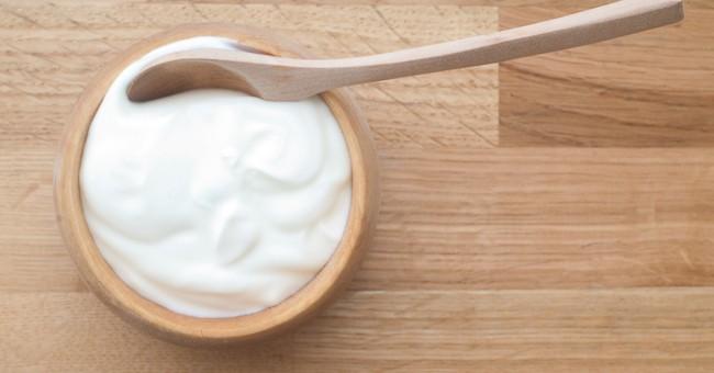 Yogurt biologico