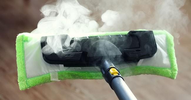 Quando pulire con il vapore greenstyle