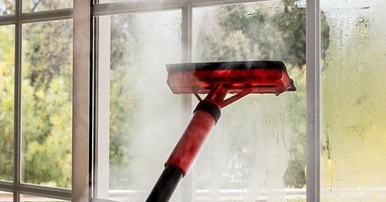 Vapore sulle finestre