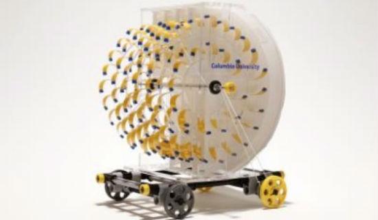 Prototipo motore rotativo