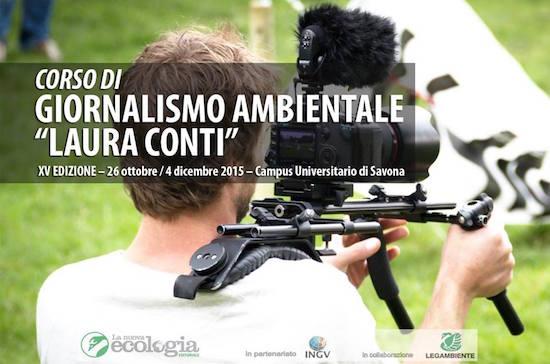 Corso Giornalismo Ambientale Laura Conti