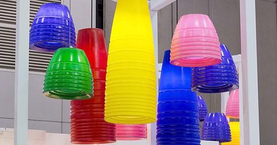 Paralumi in plastica