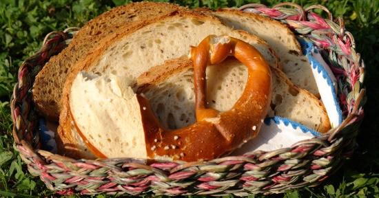 Il pane può essere consumato in sostituzione della pasta o del riso oppure a colazione