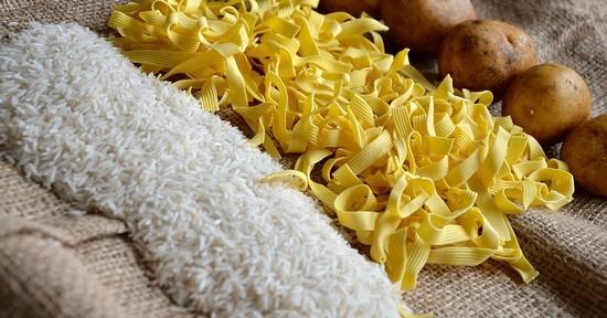 Valori nutrizionali della pasta