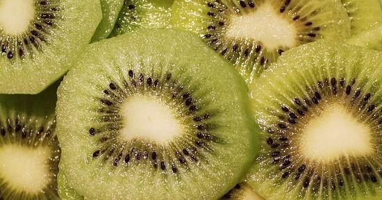 Kiwi tagliato
