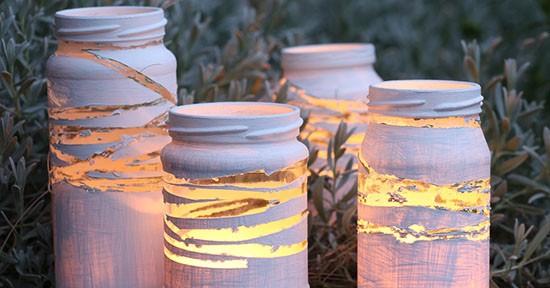 Lampada Barattolo Di Latta : Lanterne di halloween da appendere fai da te greenstyle