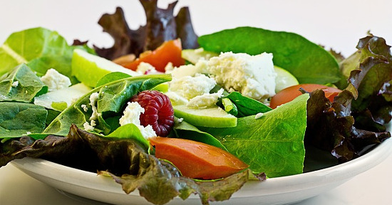 Ricotta in insalata