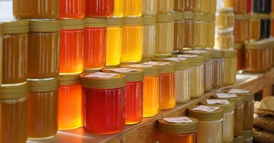 Le differenze fra le tipologie di miele sono di natura organolettica