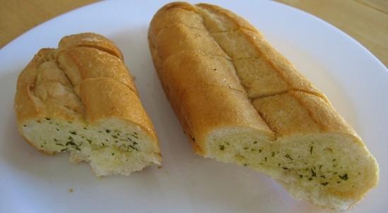 OMGsplosion likes Garlic Bread