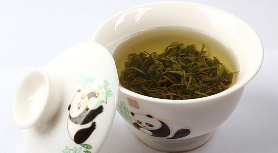 Panda Tea Green Tea